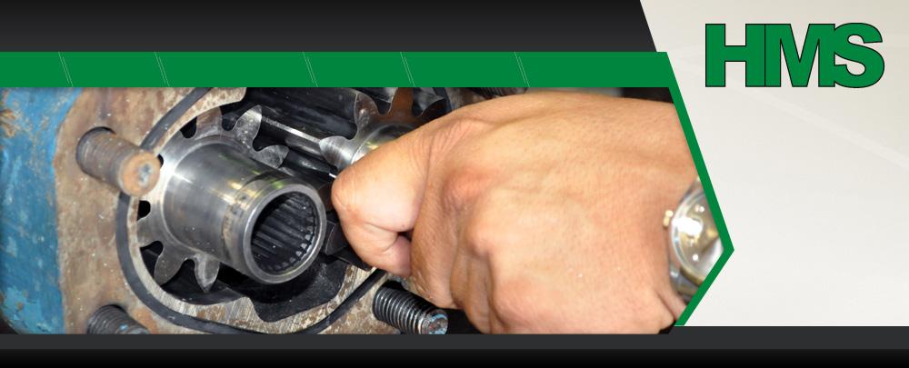Pump Repair | Centrifugal Pump Repair - Houston Manufacturing