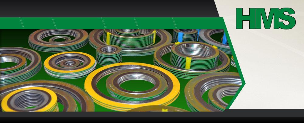 Spiral Wound Gaskets | Non-Metallic Fillers - Houston